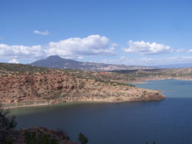 Image of Lake in Rio Arriba County